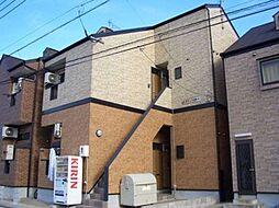 ポラリス壱番館[1階]の外観