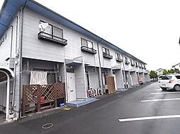 [テラスハウス] 岡山県岡山市北区平野 の賃貸【/】の外観