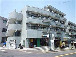 神奈川県横浜市青葉区桜台の賃貸マンションの外観
