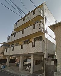 桃山グランドハイツ[4階]の外観