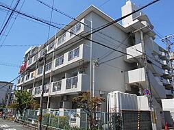 大阪府大阪市東淀川区下新庄2丁目の賃貸マンションの外観