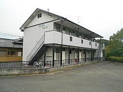 コーポキシマ[102号室]の外観