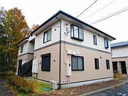 東京都町田市小山ヶ丘3丁目の賃貸アパートの外観
