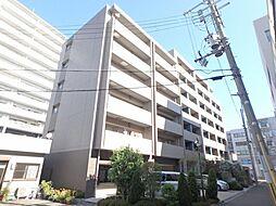 大阪府豊中市庄内東町1丁目の賃貸マンションの外観
