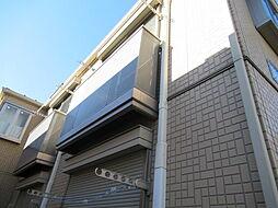 東京都中野区弥生町5丁目の賃貸アパートの外観