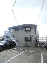 ドミール泉田[203号室]の外観
