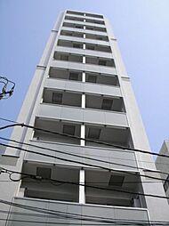 プレールドゥーク銀座東[4階]の外観