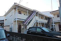 ジャンポールA棟[1階]の外観