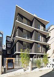 アパートメントKURO白金高輪[2階]の外観
