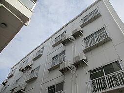 大阪府吹田市山手町1丁目の賃貸マンションの外観