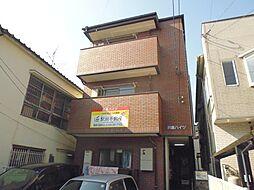 川島ハイツ[302号室]の外観