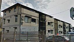 神奈川県横浜市青葉区荏田町の賃貸アパートの外観