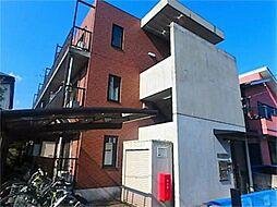 神奈川県相模原市中央区淵野辺本町4丁目の賃貸マンションの外観