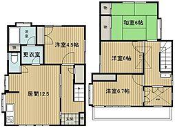元加治駅 7.0万円