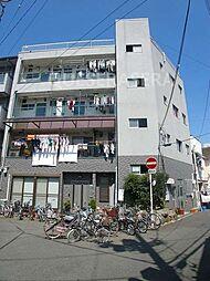 第1大都マンション[4階]の外観