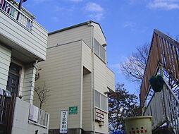 コーポ中川B[201号室]の外観
