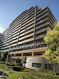 セントプレイス大阪ガーデンアクアコート[3階]の外観