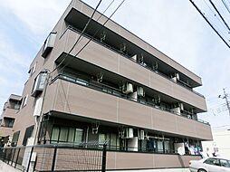 千葉県佐倉市鏑木町2丁目の賃貸マンションの外観