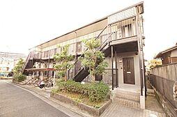 大阪府吹田市岸部中3丁目の賃貸アパートの外観