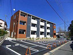 愛知県豊田市今町7丁目の賃貸アパートの外観