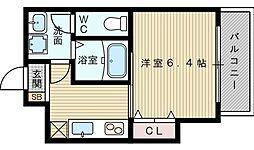サンドリームIII[3階]の間取り