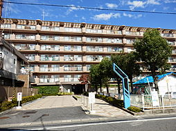 滋賀県大津市真野5丁目の賃貸マンションの外観
