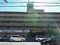 上新庄グランドハイツ北[4階]の外観