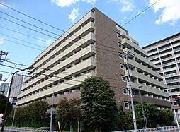 東京都江東区豊洲4丁目の賃貸マンションの外観