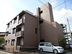 大阪府池田市建石町の賃貸マンションの外観