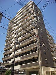 レジュールアッシュ梅田レジデンス[10階]の外観