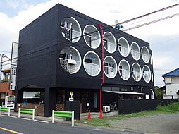 東京都八王子市楢原町の賃貸マンションの外観