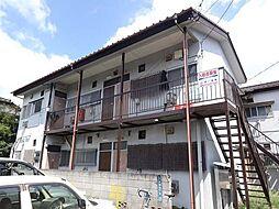 神奈川県横浜市瀬谷区本郷4丁目の賃貸アパートの外観