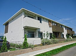 滋賀県彦根市高宮町の賃貸アパートの外観