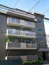 東営マンション[4階]の外観