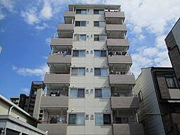 クラウンハイム豊新[4階]の外観