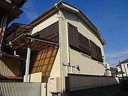 コーポ三代川(東)[201号室]の外観