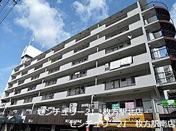 大阪府枚方市山之上西町の賃貸マンションの外観