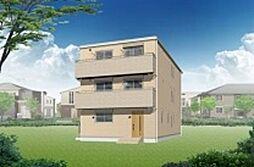 大阪府大阪市浪速区塩草2丁目の賃貸アパートの外観