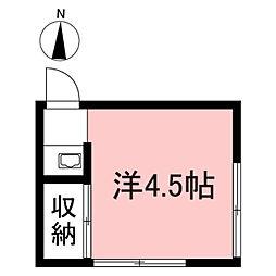 下高井戸駅 2.8万円