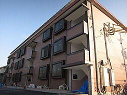 ポプラ城南[305号室]の外観