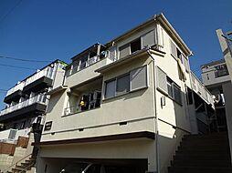 加藤ハイツ[102号室]の外観