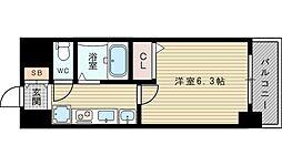 エステムコート新大阪VIIステーションプレミアム[4階]の間取り