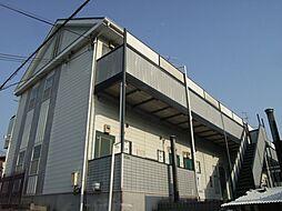 兵庫県川西市霞ケ丘2丁目の賃貸アパートの外観