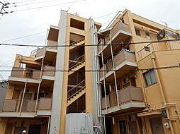 板宿マンション[2階]の外観