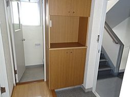 平川住宅 15棟[303号室]の外観