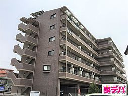 ソレーユ岡崎[4階]の外観