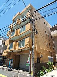 福岡県春日市光町3丁目の賃貸マンションの外観