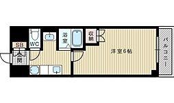 悠友館1番館[2階]の間取り