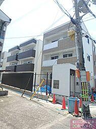 近鉄南大阪線 河内松原駅 徒歩15分の賃貸アパート