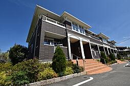 大阪府堺市美原区多治井の賃貸アパートの外観